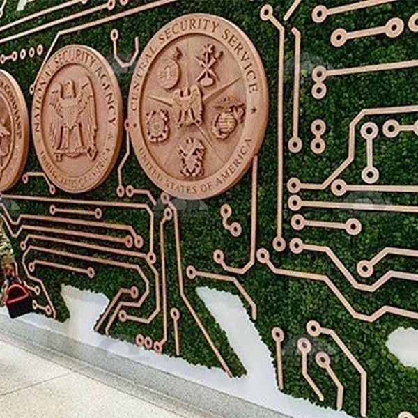 Cyberspace and Green Design Meet at NSA in Fort Meade, MD