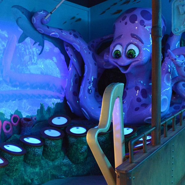 Drumming to the Beat with Octavia the Octopus: A Large-Scale Sculpture Comes to Life