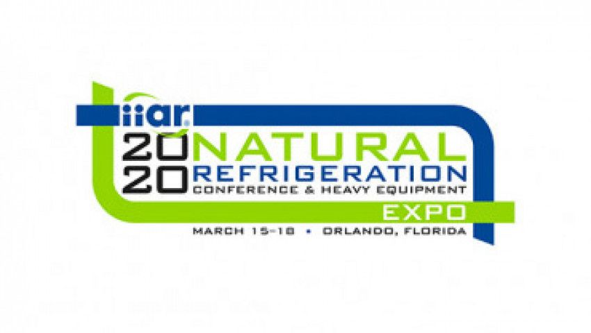 2020 IIAR Natural Refrigeration Conference & Heavy Equipment Expo