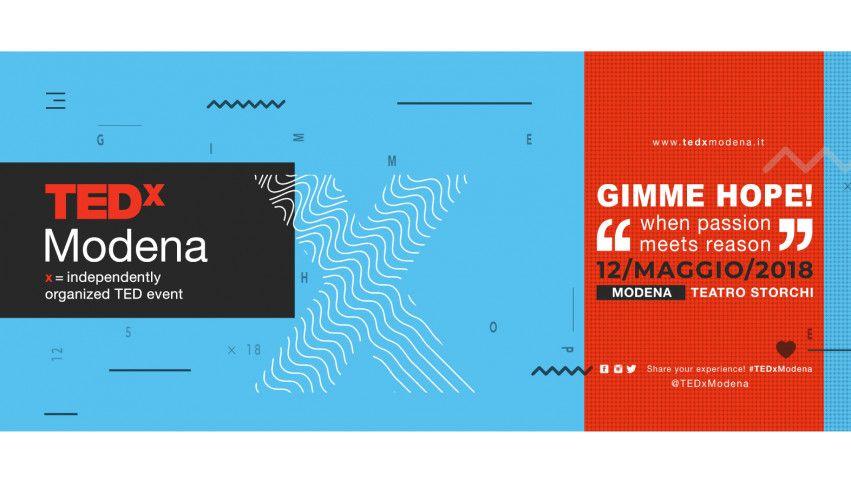 TEDxModena 2018