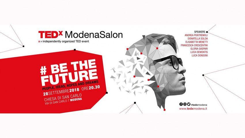 TEDxModena Salon