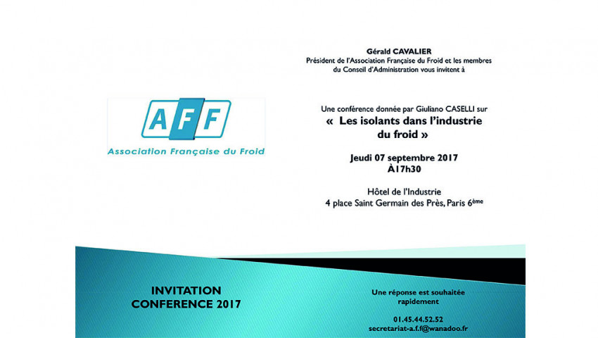 AFF CONFERENCE