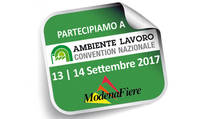 """WORK&ENVIRONMENT"" CONVENTION"