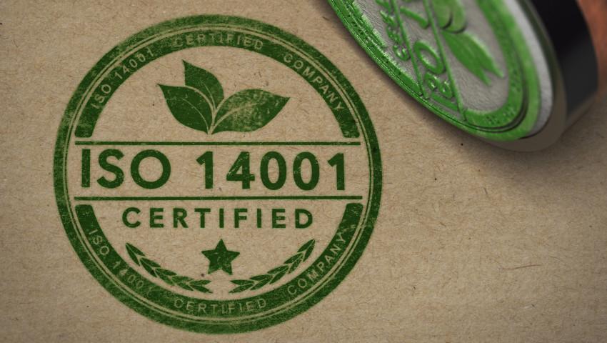 DUNA CERTIFIED ISO 14001