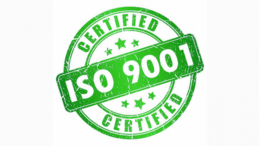 DUNA-Emirates certified ISO 9001