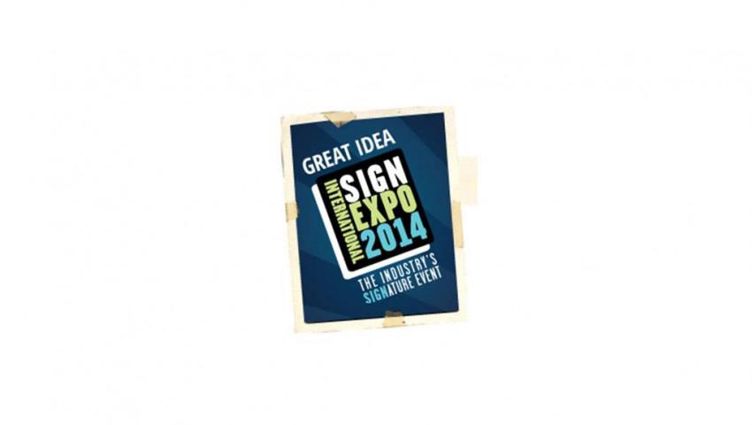 DUNA-USA AT ISA SIGN EXPO 2014