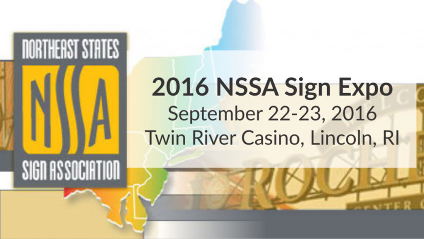 DUNA-USA at NSSA Sign Expo