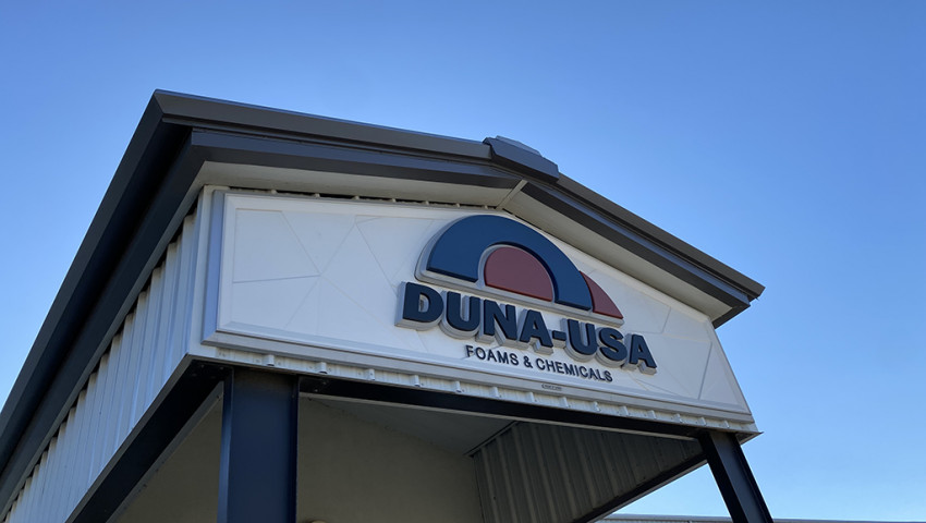 DUNA-USA BACK IN BUSINESS AFTER THE STORM