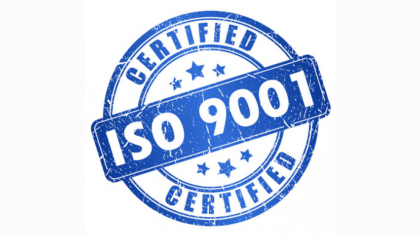 DUNA-USA ISO 9001 certified