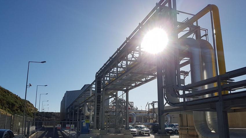 DUNAPOL® C aumenta l'efficienza dei principali progetti LNG in USA