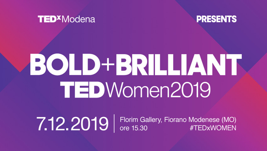 EXTRAORDINARY WOMEN at TEDxModenaWomen