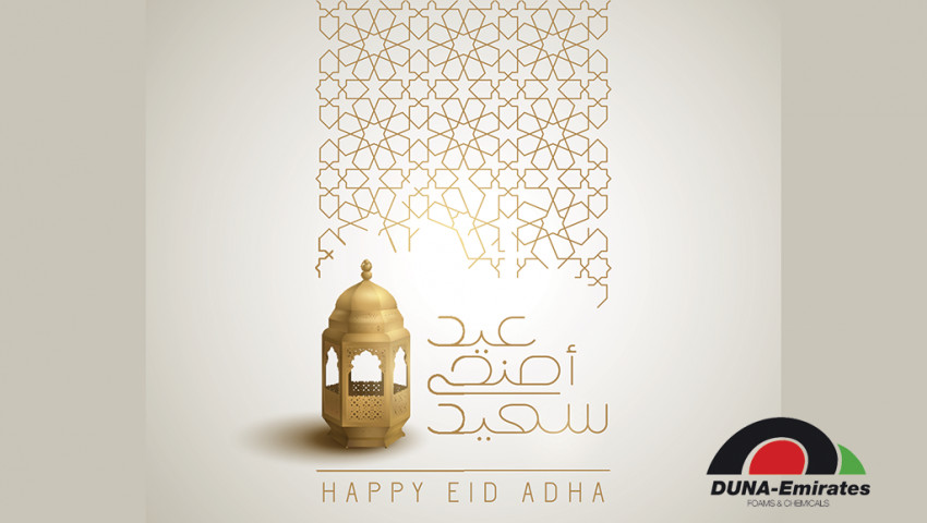 Felice Eid Al Adha