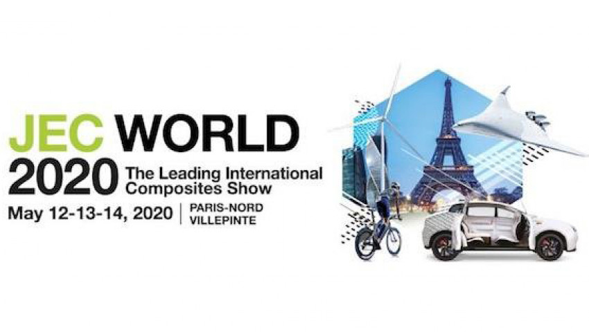 JEC WORLD POSTPONED TO 12-14 MAY 2020