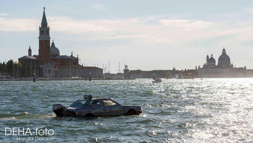 "The ""Maserati for sea"""