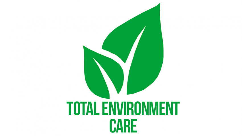 TOTAL ENVIRONMENT CARE - 1ST STEP