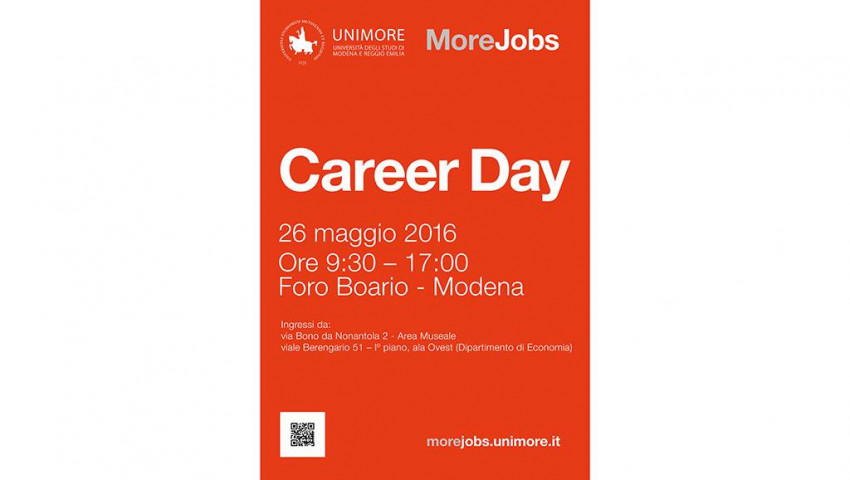 UNIMORE CAREER DAY