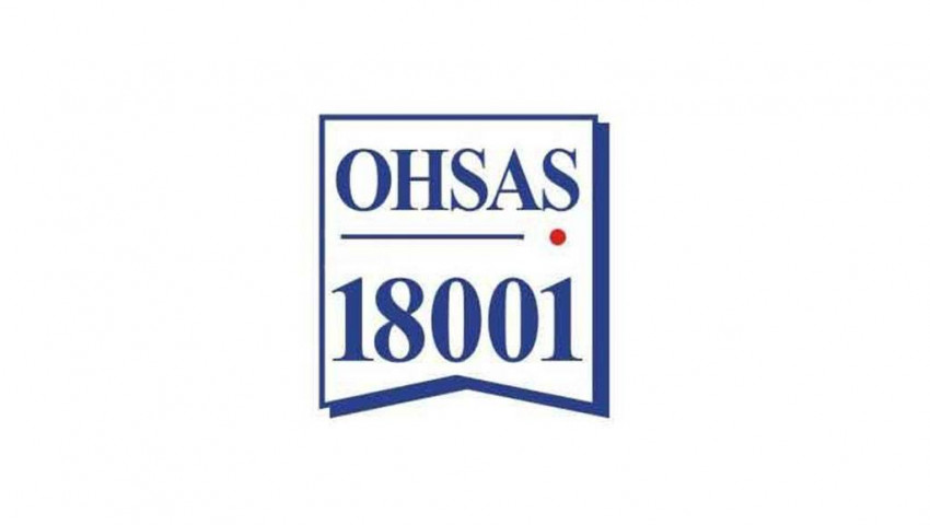Towards BS OHSAS 18001 Certification
