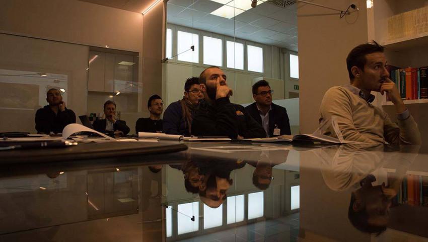 Workshop Ranpak in DUNA-Corradini